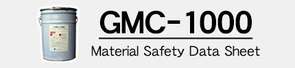 GMC-1000 MSDS