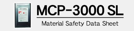 MCP-3000SL MSDS